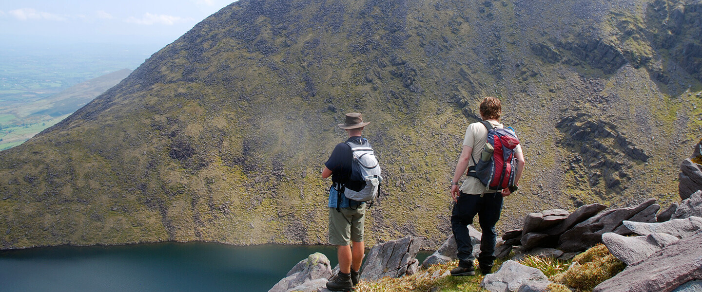 Kerry is the Outdoor Adventure Capital of Ireland